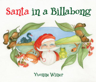 Santa in a Billabong