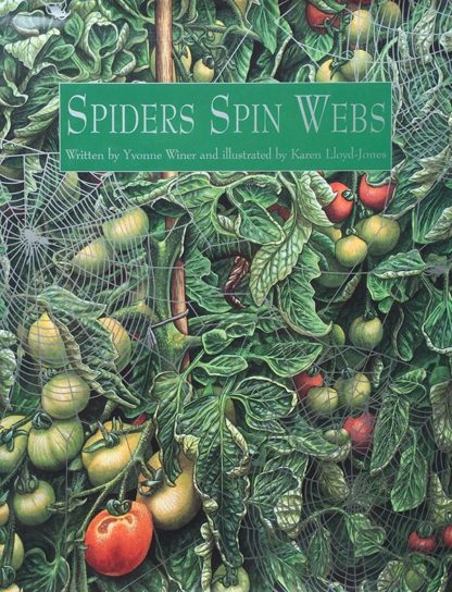 Spiders Spin Webs